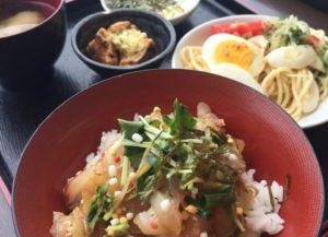 全国有数の真鯛漁獲量を誇る福津市恒例イベント!!「鯛茶漬けフェア」(5/12~7/1)に参加して来ました!②